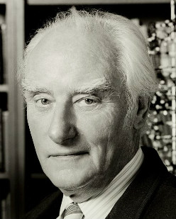 Sir Francis Crick, Discoverer of DNA
