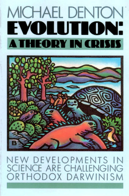 Cover of Evolution: a theory in crisis