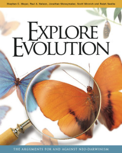 Cover of Book Explore Evolution